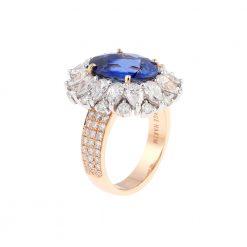 Ceylon Sapphire Ring