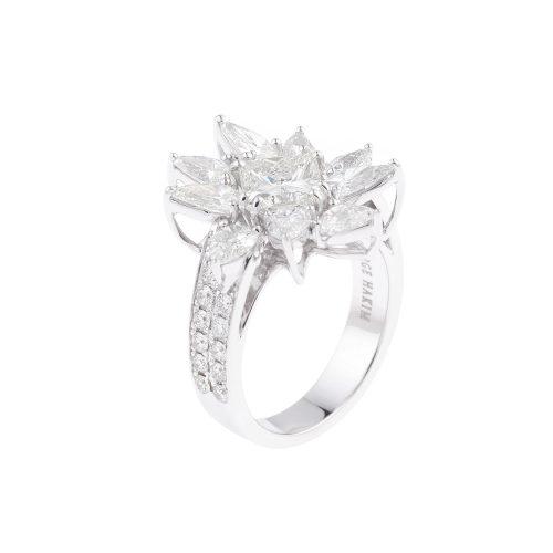 Princess Cut Diamond Ring