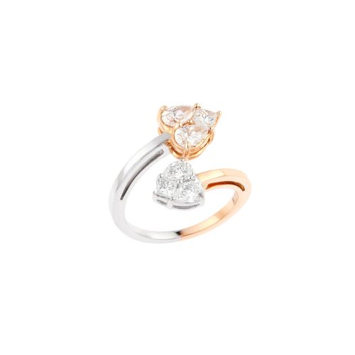 You And Me Heart Ring