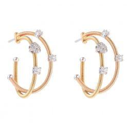 Earrings Loop Style